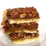 PIE LOVERS WILL GO NUTS FOR THESE PECAN PIE BARS