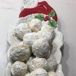 PERFECT SNOWBALL COOKIES