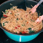CHEESY CHICKEN PASTA (ONE POT MEAL)
