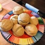 TENDER HOMEMADE SOUR CREAM BISCUITS